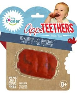 AppeTEETHERS bijtspeeltje Baby-Q Rib