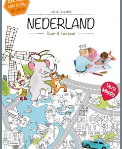 Very Mappy Nederland_Kleurplaat