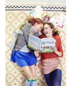 Tienerklets zusjes