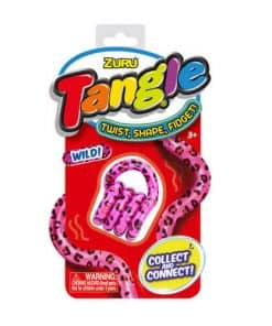 Tangle junior wild leopard