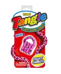 Tange junior wild leopard