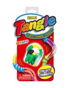 Tange Crazy Junior groen, zwart, geel, doorzichtig