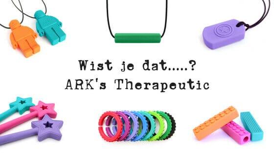 Wist je dat.....? ARK's Therapeutic