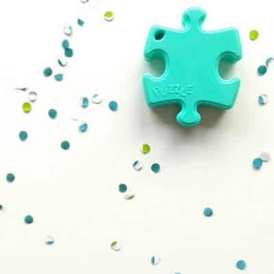 bijtketting puzzel actie
