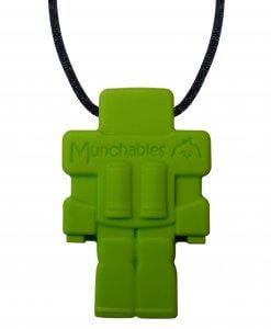 Munchables Robot achterkant
