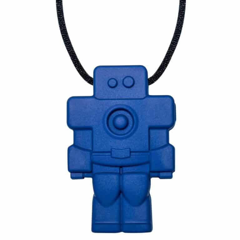 Munchables Robot blauw