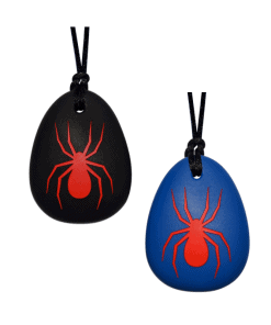 munchables spider bijtketting
