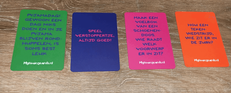 mytimmingcards kaarten