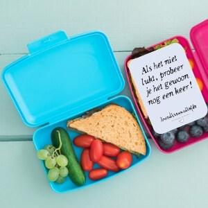 liefde in de lunchbox