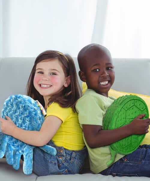 Senseez touchables kinderen