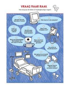 Gezinnig ziekenhuisklets vraag maar raak
