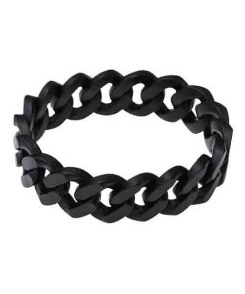 Munchables Weave Tienerarmband zwart