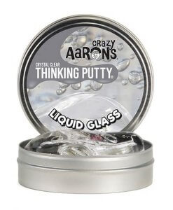 Crazy Aaron Thinking Putty Liquid Glass