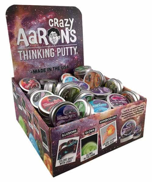 Crazy Aaron Thinking Putty Mini