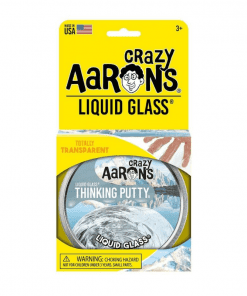 Crazy Aaron's Thinking Putty Totally Transparent