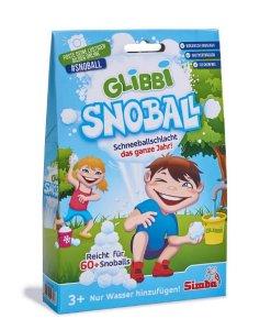 Glibbi snowball
