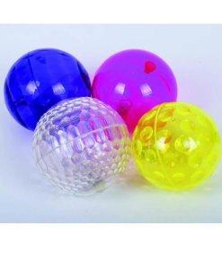 Grote lichtgevende ballen
