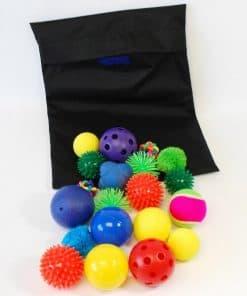 Sensorische ballen set