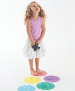 SiliShapes sensorische cirkels