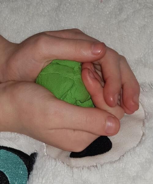 kneden met mohdoh putty