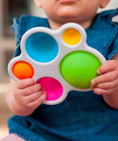 Dimpl Fat Brain Toys sensorisch speelgoed