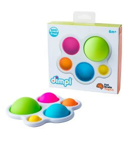 Dimpl Fat Brain Toys speelgoed