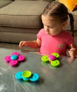 Whirly Squigz fidget spinner