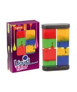 4 kleuren zandloper