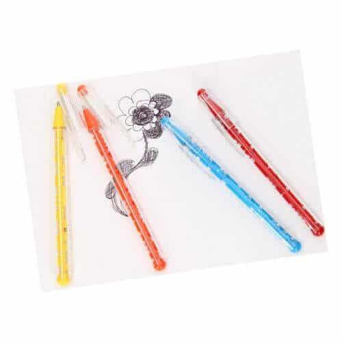 doolhof pennen