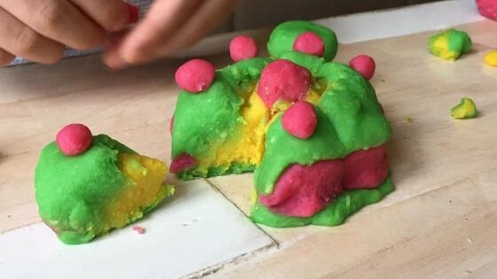 Zelf 'Play-doh' maken