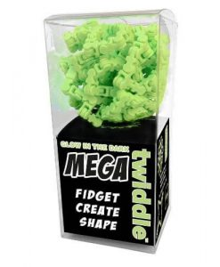 Mega Twiddle glow in the dark