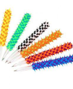 spikey pen