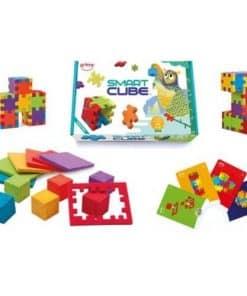 Smart Cube - Happy Cube inhoud