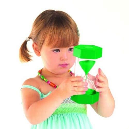 zandloper groen 1 minuut