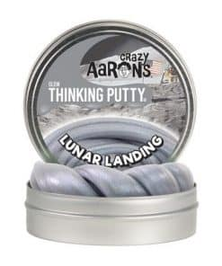 Crazy Aaron's Thinking Putty Lunar Landing