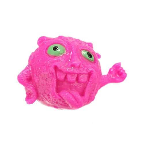 Klevende Zombie Bal roze