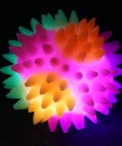 Puntige Stuiterbal met licht