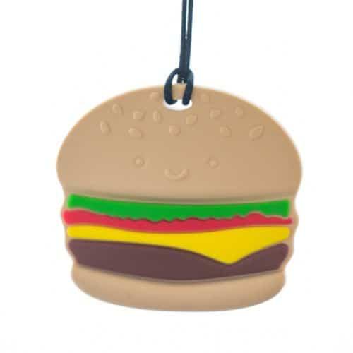 Bijtketting hamburger