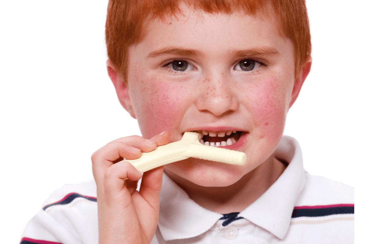 Mondmotoriek en speekselverlies; Producten die ondersteuning bieden het verbeteren van de mondmotoriek bij o.a. kwijlen