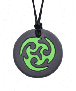 munchables bijtketting ninja star groen
