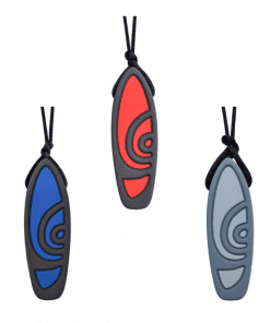 munchables surfboard bijtketting