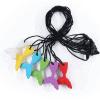 bijtketting fish tail voor kinderen om prikkels te verwerken.