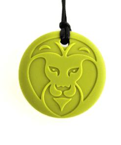 bijtketting leeuw leger groen
