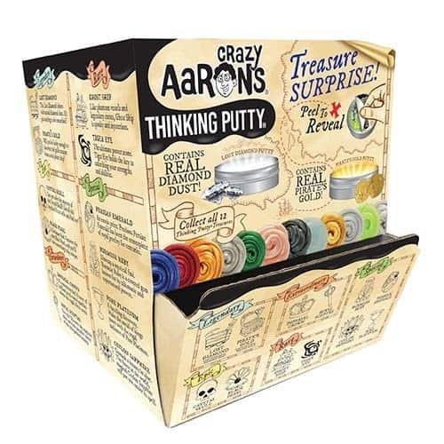 Crazy Aaron's MINI Treasure Surprise Putty