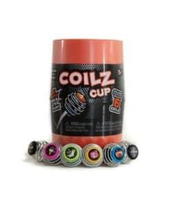 Coilz Cup Sensory Toy Set