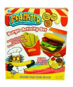 MadMattr Burger Stand Activity Set