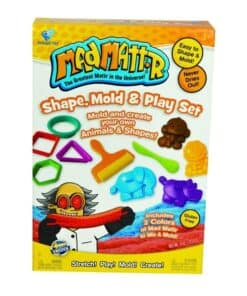 MadMattr Shape, Mold & Play Activity Set