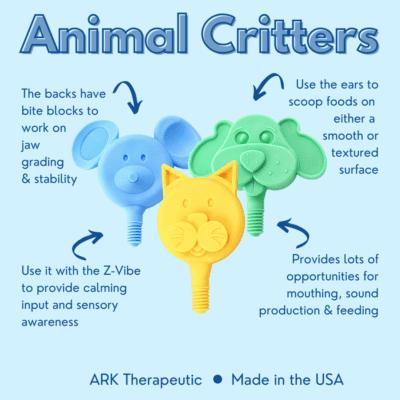 Z-Vibe Animal Tips