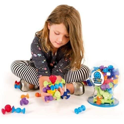 Squigz motoriek speelgoed