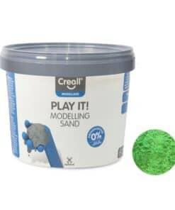 Creall Play It Speelzand groen
